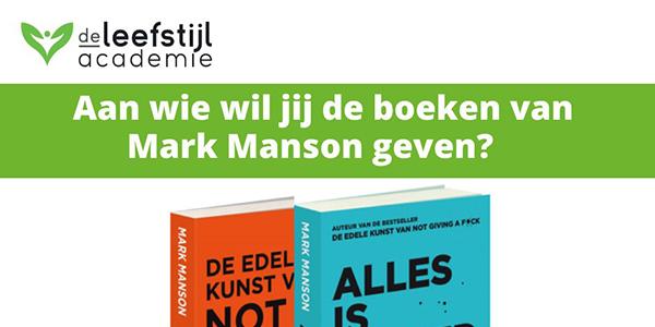 mark manson 1 uitgelicht